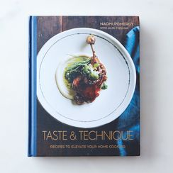 Taste & Technique : Recipes to Elevate Your Home Cooking, Signed Copy