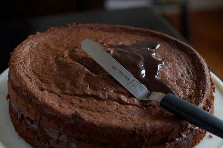 Chocolate Glaze (glassa al cioccolato) - Dolci (Dessert)