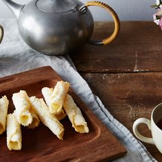 Crisp, Buttery Tuiles for the Tuile-Intimidated