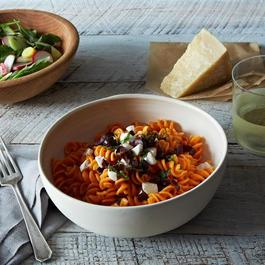 Wheel-Thrown Serving/Pasta Bowl