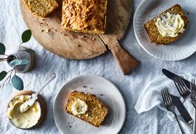 Tuck Carrots into this Cheesy Loaf for an Addictive Snack