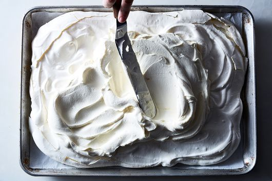 The Easy-Peasy Fix for Over-Whipped Cream