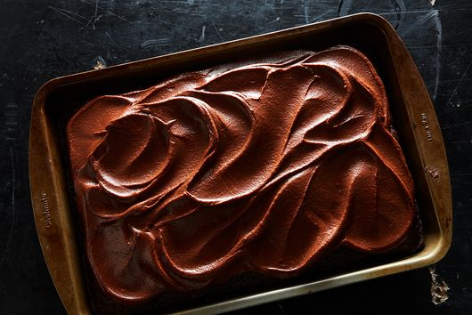 The Kid-Approved Nondairy Chocolate Frosting I'll Be Making for Years to Come