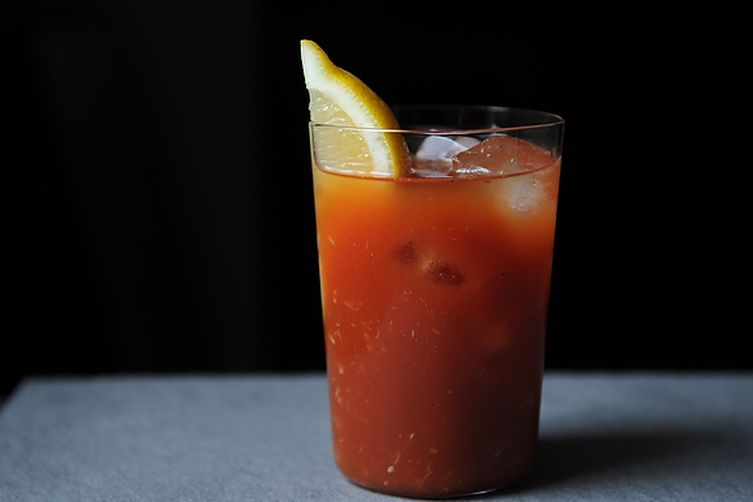 Horseradish Vodka Bloody Mary Recipe on Food52