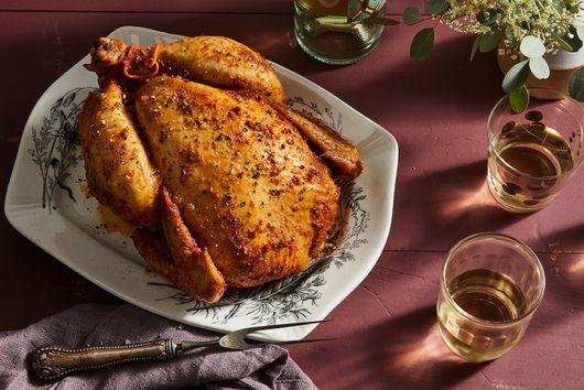Slow-Cooker Rotisserie Chicken Is Peak Comfort Cooking
