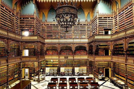 11 Libraries So Beautiful, We'd Like to Live in Them