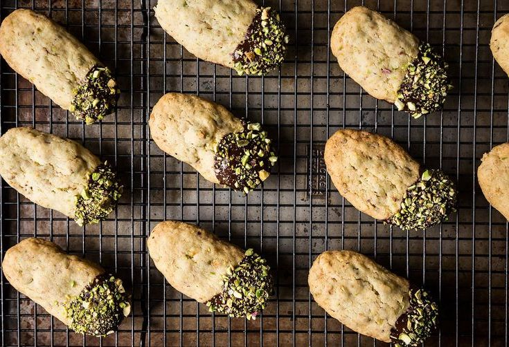 7 Sweet Ways to Use Pistachios