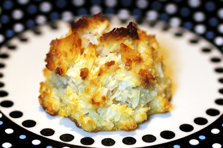 Author Notes: Our Paleo Effect Coconut Macaroons are made with dairy ...