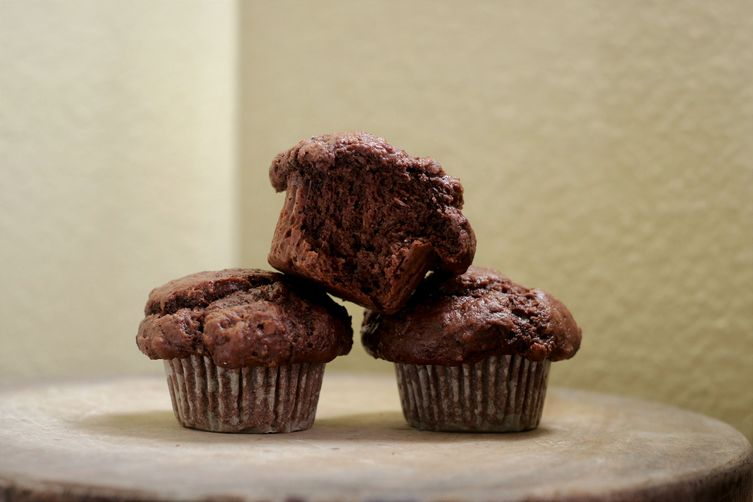 Bakery Style Chocolate Muffins