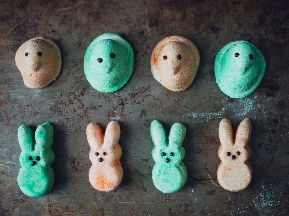 Marshmallow Peeps—Easter Candy Recipe