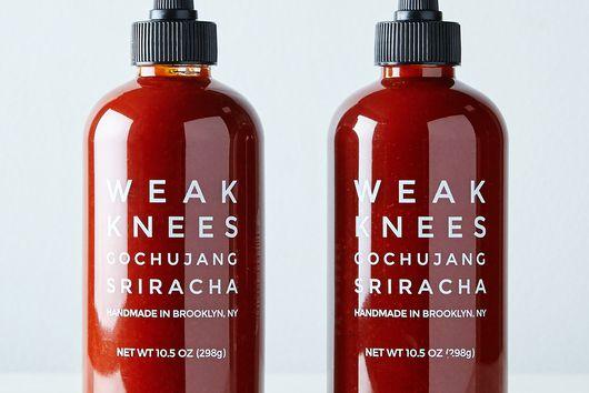 Gochujang Sriracha, Set of 2