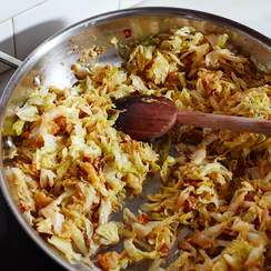 Braise a Ton of Cabbage, Be Rewarded with a Week's Worth of Meals