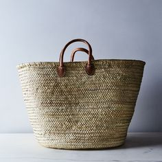 Extra-Large French Market Storage Basket