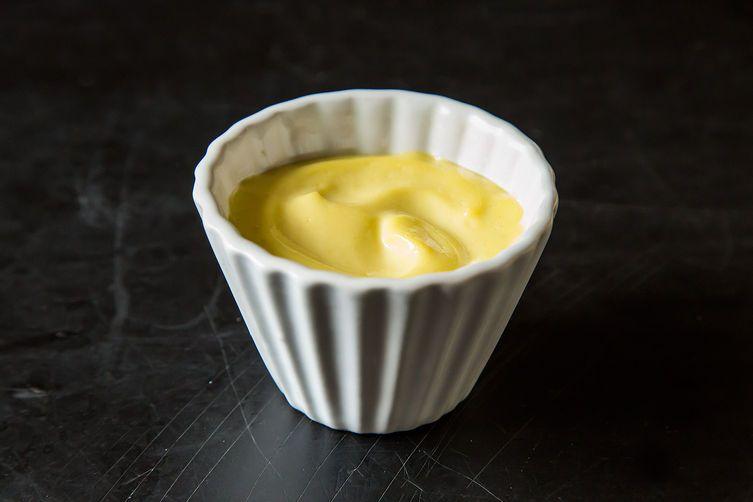 Meyer Lemon Custard on Food52