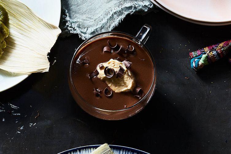 Champurrado (Mexican Hot Chocolate-ish)