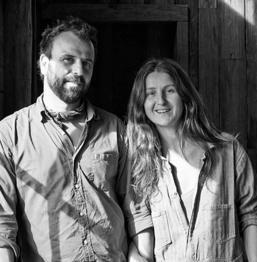 Laura Ferrara and Fabio Chizzola