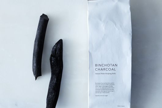 Japanese Binchotan Charcoal Sticks, 0.5lb