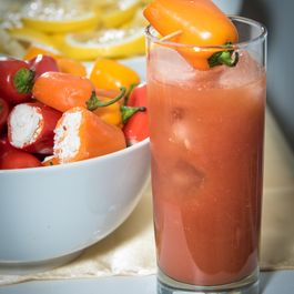 Pinnacle® Double Spicy Mary by Niccole Trzaska