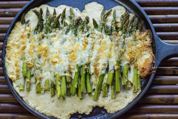 The Asparagus your dreams wish they dreamed about.