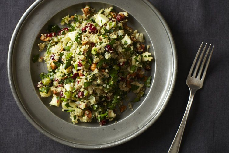 Quinoa salad from Food52