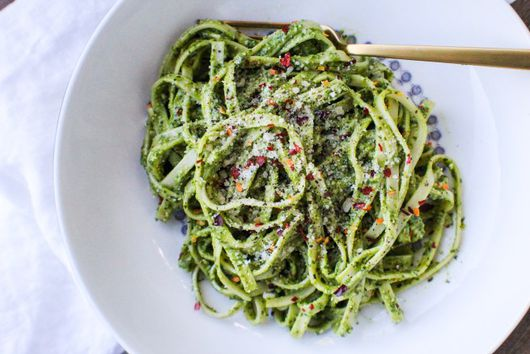 Summery Spinach Pesto