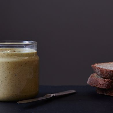 Pistachio Cardamom Nutella
