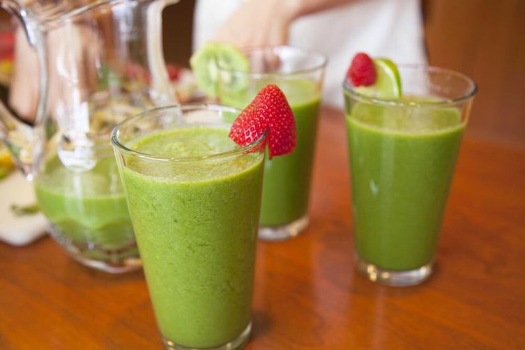 Green Smoothie Madness