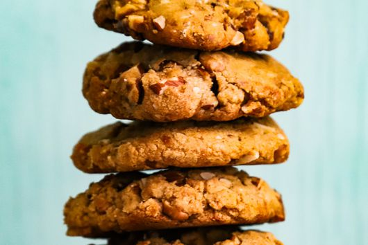 Date, Walnut and Brown Butter Cookies