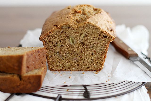 Cookie Butter Banana Bread