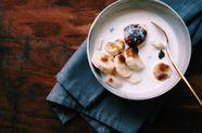 Bananas, Brown Sugar, and Cream