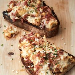 Ina Garten's Cauliflower Reign Continues With This Extra-Cheesy Toast