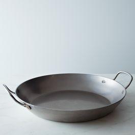 Steel Paella Pan