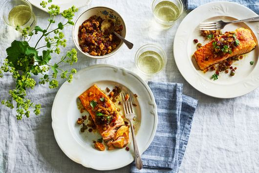 45 Super-Speedy Side Dishes for Salmon