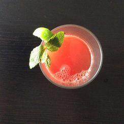 Cool MintMelon drink