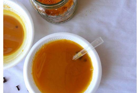 Miracle turmeric soup
