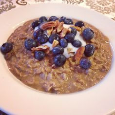 Toasted Oat & Pecan Oatmeal