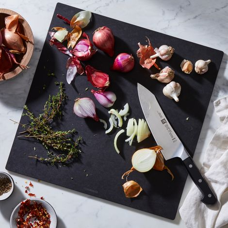 Matte Black Multi-Purpose Baking Board