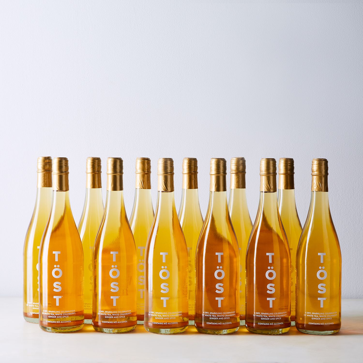 Alcoholic Drink Recipes: TÖST Non-Alcoholic Sparkling Beverage (12-Pack) On Food52