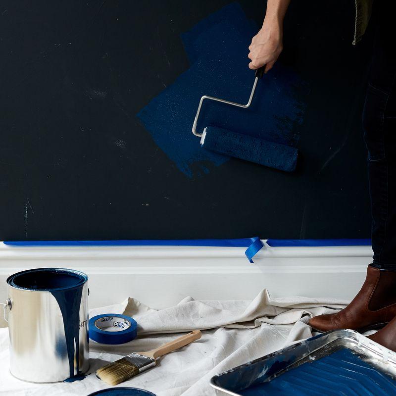 Paint bucket season.