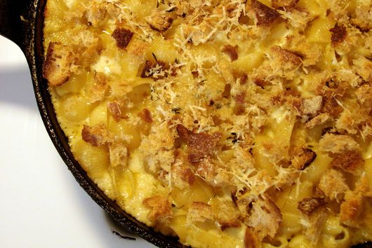 Skillet Mac & Cheese