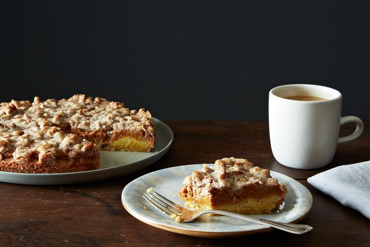 Pumpkin Pie Crumble on Food52