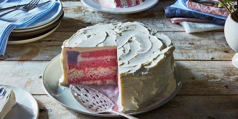 Our coolest patriotic dessert yet