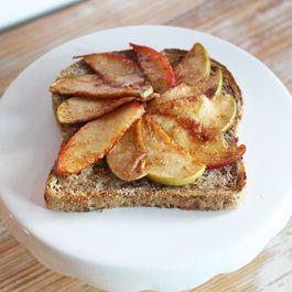 Cinnamon Apple Toast