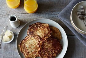 A Haiku or Two, on Pancakes