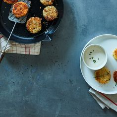 Thanksgiving Leftover Potato Fritters