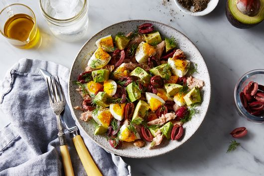 The Lowest Key Niçoise Salad (No Salad Leaf in Sight)