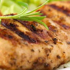 Lemon and Rosemary Grilled Chicken