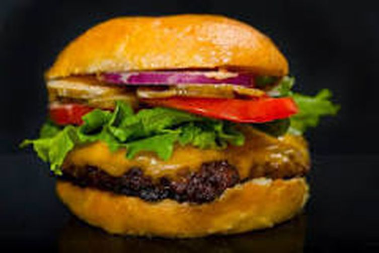 cheese burger recipe