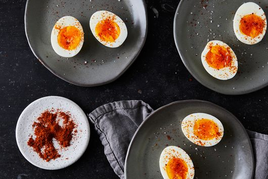 A Genius, One-Ingredient Trick to Make All Those Eggs Way More Exciting