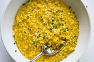 Perfect Risotto Milanese